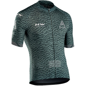 Northwave Rough Bike Jersey Shortsleeve Men teal